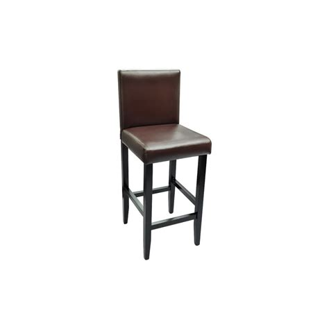 modern counter stools australia set of 4 modern brown artificial leather bar stool www