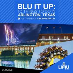 Things To Do Tx It Up 10 Things To Do In Arlington Limu