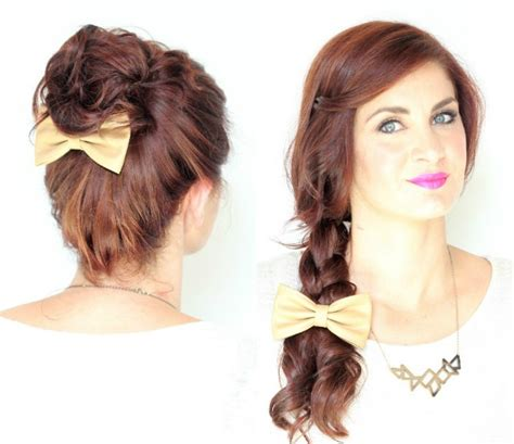 8 Ways To Wear Bows by 8 Ways To Wear Bows In Your Hair Ma Nouvelle Mode