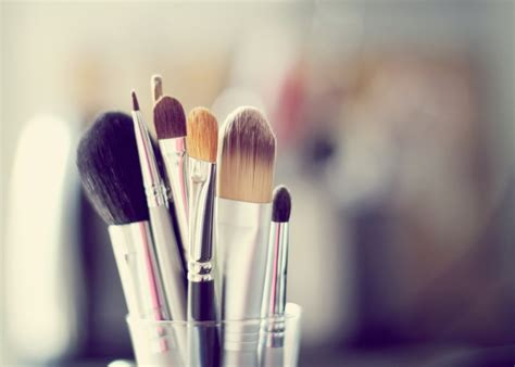 Make Up Tools how to make your makeup brushes last longer stylecaster