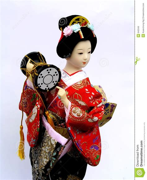 of japanese doll japanese doll royalty free stock images image 840349