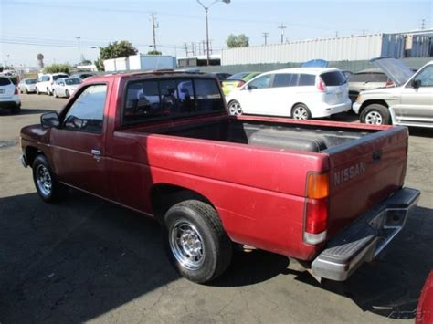 c 1990 nissan truck used 2 4l i4 8v manual no reserve classic nissan other 1990 for sale