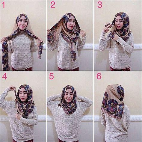 tutorial hijab segitiga terbaru tutorial cara memakai hijab segitiga terbaru bcrita com
