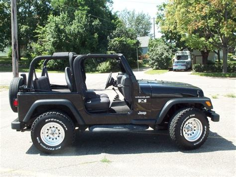 small black jeep jeep wrangler no doors black www pixshark com images
