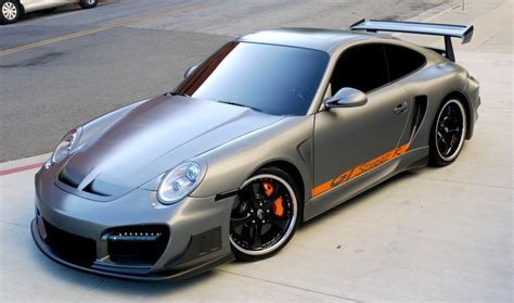 porsche 911 custom celebrity car andrew bynum s porsche 911 techart gtstreet r