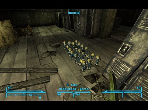 bobblehead new vegas all bobblehead drop at fallout new vegas mods and community