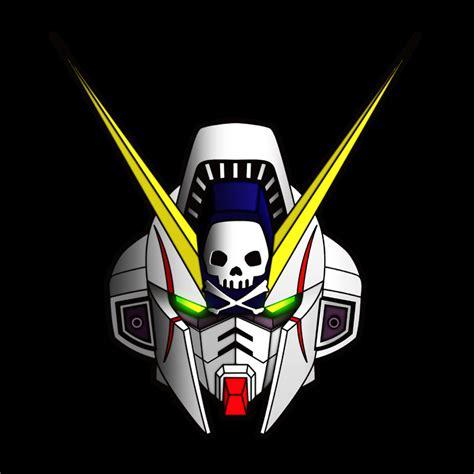 Raglan Gundam Gundam Logo 03 crossbone gundam by urbanpirate33 on deviantart