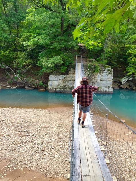 swinging bridge arkansas 1000 images about outdoor in the ozarks on pinterest