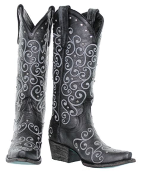 400 womens willow western boots rhinestones