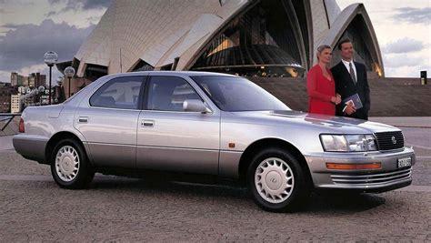 big lexus car lexus ls used review 1990 2014 carsguide