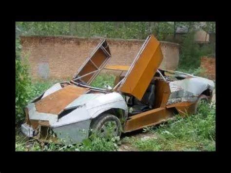 How To Build A Lamborghini How To Make A Lamborghini At Home