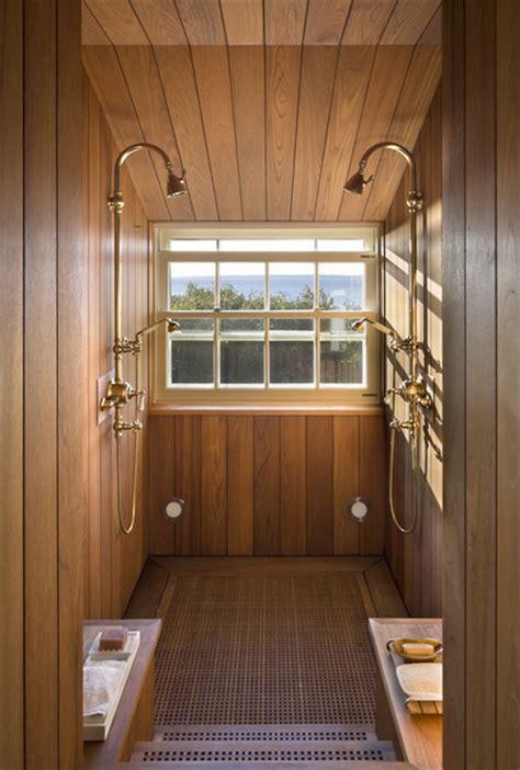Teak Shower by Teak Shower Style Bathroom New York By Ike