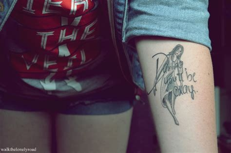 pierce the veil tattoo reaching as i sink into light image 997111 by