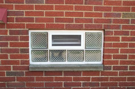 bathroom window vent glass block air vent innovate building solutions blog