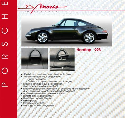 Porsche 993 Hardtop by Hardtop 911 964 993 D Moris Styling