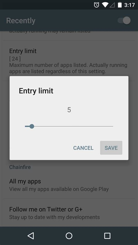 how to trim on android how to trim android lollipop s overview screen 171 nexus gadget hacks