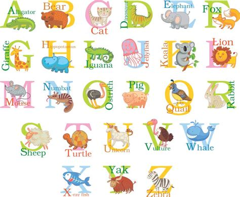 animal alphabet bathroom accessories set ceramic