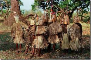 Weird and bizarre african tradition blindloop
