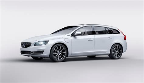 volvo group global volvo cars unveils new v60 d5 twin engine special edition
