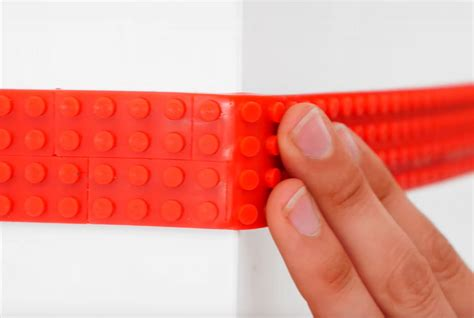 Artist House by Lego Tape Turns Virtually Any Surface Into A Toy Brick