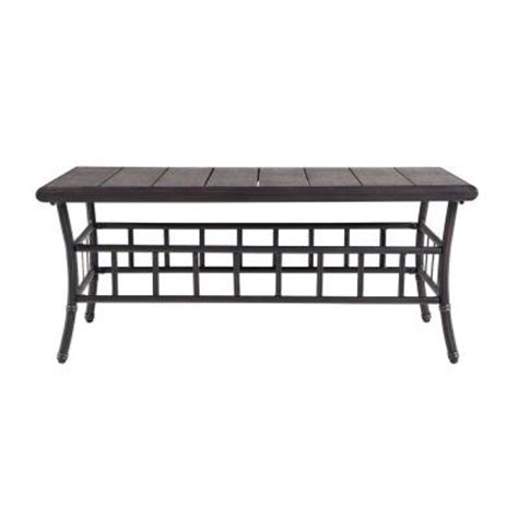 Martha Stewart Living Bryant Cove Patio Coffee Table Dybc Martha Stewart Patio Table