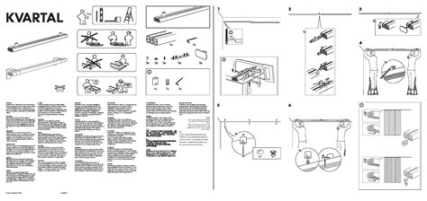 kvartal curtain hanging system kvartal curtain hanging system instructions curtain