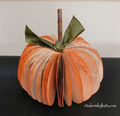 Paper Pumpkin Crafts - featured pumpkin crafts you and mie