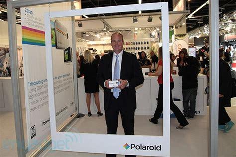 big polaroid the engadget polaroid ceo hardy