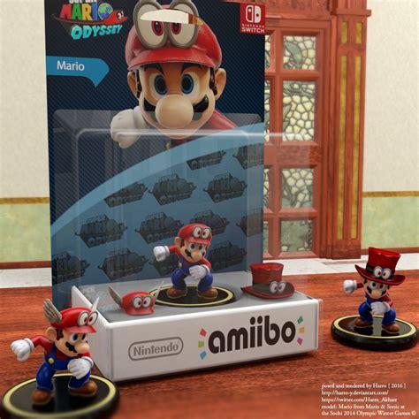 Amiibo Bowser Mario Odyssey Series you ll want to these mario odyssey amiibo esist
