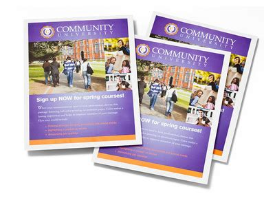 best color paper for flyers cheap flyers high quality custom printed flyers with