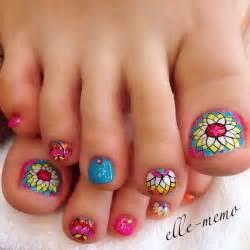 toe nail art designs flower www imgarcade com online
