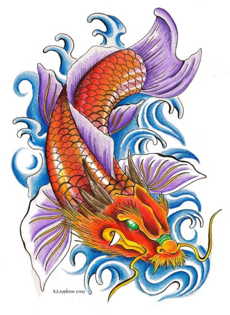 koi tattoo designs free koi ideas and koi designs page 29