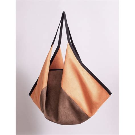 Origami Spade - origami bag bags and recycle origami bag