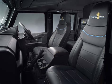 2015 land rover defender interior land rover reveals a special model for the 2015 rugby