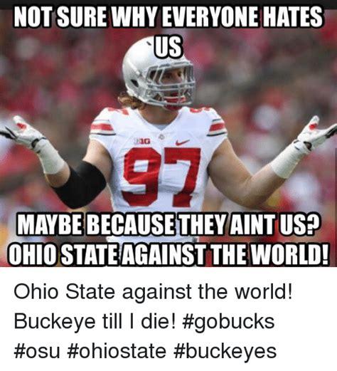 Ohio State Memes - funny ohio state memes of 2016 on sizzle san francisco 49ers