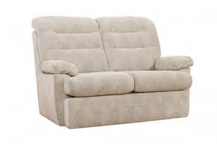 Fabric Sectional Sofa With Recliner Camden Fixed Recliner Fabric Sofa