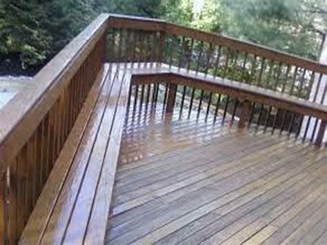 deck benches plans deck bench plans images