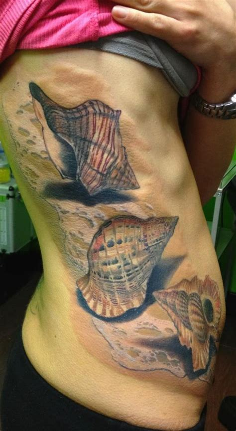 conch shell tattoo best 25 conch shell tattoos ideas on previous