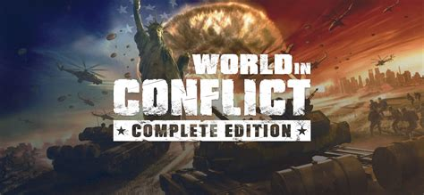 Worlds In Words world in conflict complete edition free
