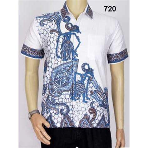 grosir batik pekalongan kemeja batik pria khas pekalongan