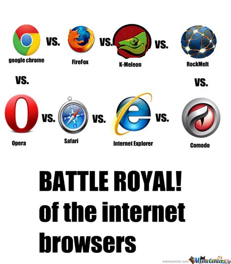 Meme Browser - related keywords suggestions for internet browser meme