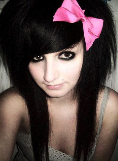 emo hairstyles black hair emo hairstyles for girls hairstyles tips