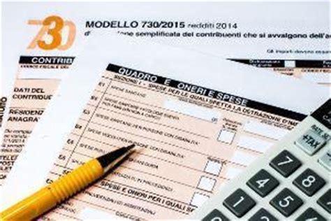 redditi diversi 730 dichiarazione dei redditi detrazioni fiscali