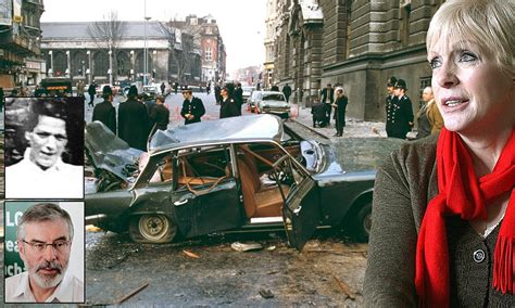 dolours price ira  bailey bomber  implicated gerry