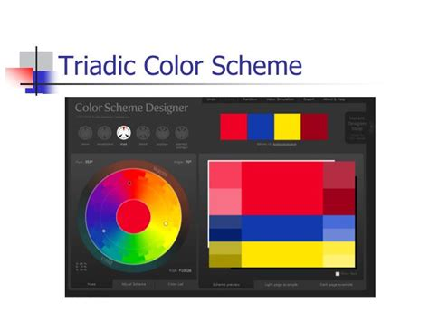 triadic color scheme exles 301 moved permanently color harmonies 3 analogous and