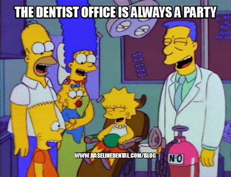dental facts  simpsons taught  dentist rancho