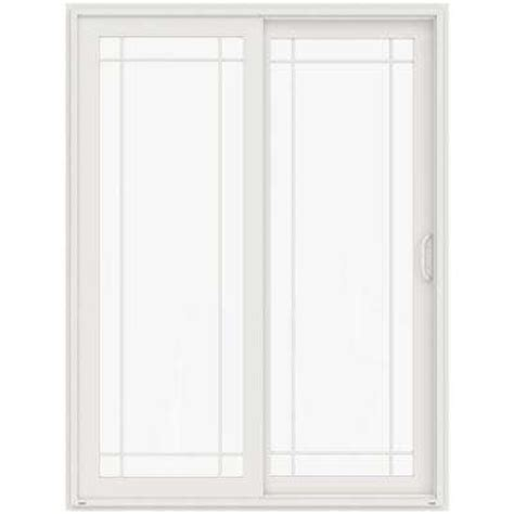 Patio Doors At Home Depot 72 X 96 Sliding Patio Door Patio Doors Exterior Doors Doors Windows The Home Depot