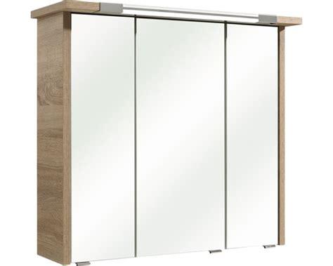 spiegelschrank hornbach spiegelschrank pelipal prato ii 75cm eiche natur quer 045