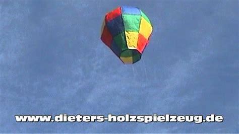 Seidenpapier Basteln 2011 by Heissluftballon Bausatz