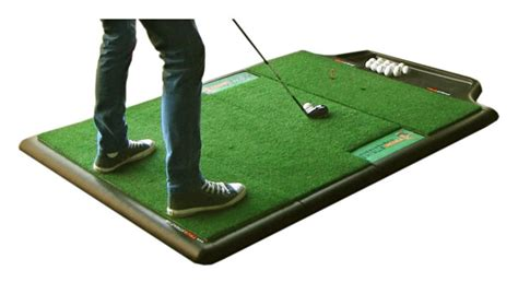 How To Make A Golf Practice Mat by Truestrike For Golfers Truestrike Golf Practice Mats